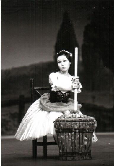 『リゼット』初主演(1987年)